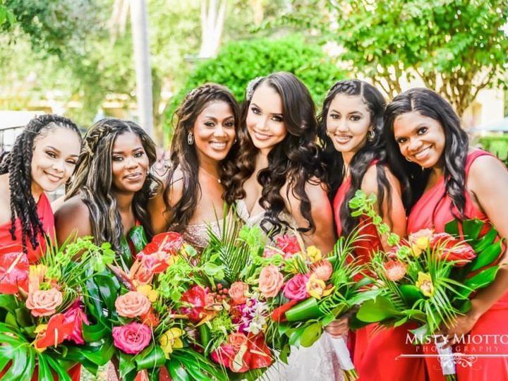 Tmx Courtney Bridesmaids Bouquets 51 570108 160579988531627 Orlando, FL wedding florist