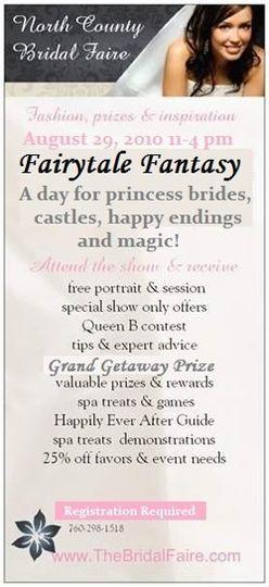 Fairy Tale Fantasy, Fashion & Fun