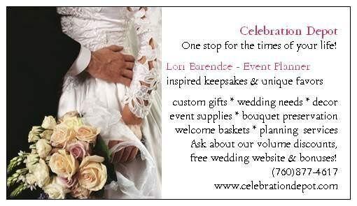 Tmx 1232244461312 BusCard Escondido wedding invitation