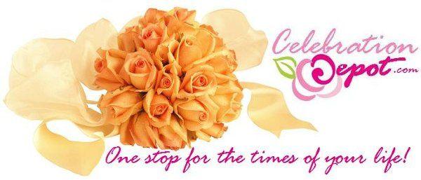 Tmx 1262558889074 CELEBRATIONdepotBanner Escondido wedding invitation