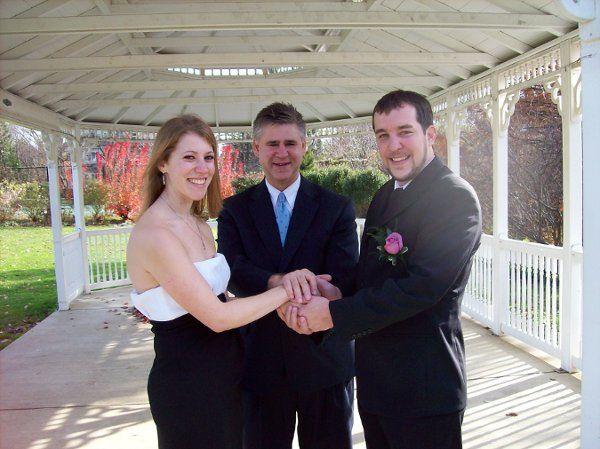 Tmx 1308668121062 Rev.TimwithJonathanMichelleEdwards112009 Ardmore wedding officiant