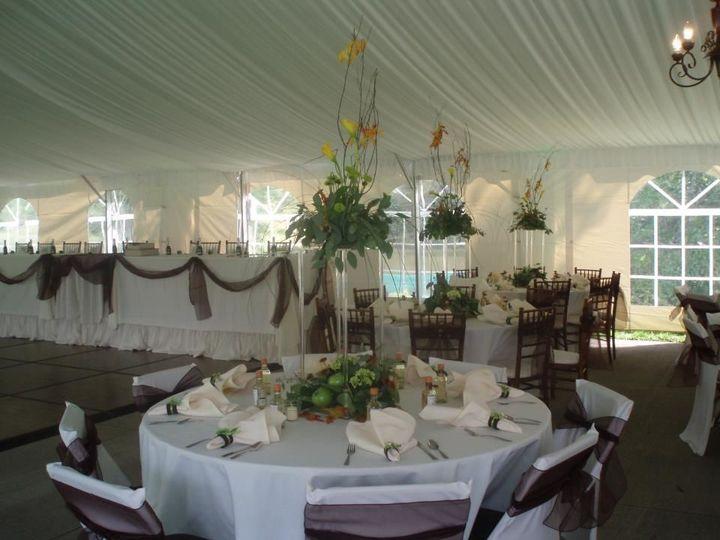 40 wide tent