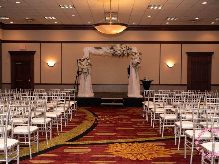 Tmx Ceremony Arbor 51 94108 Cranberry Twp, PA wedding venue