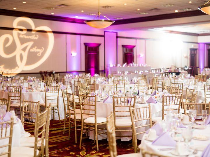 Tmx Receptionwithgobo 51 94108 Cranberry Twp, PA wedding venue