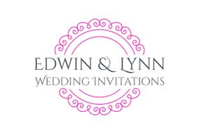 Edwin & Lynn Wedding Invitations