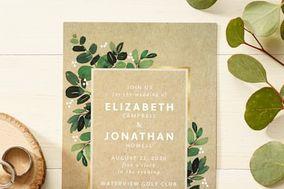 Edwin & Lynn Wedding Invitations