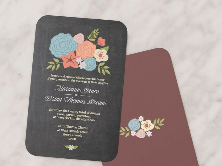 Tmx Corners 5 51 1015108 158586753098035 Raleigh, NC wedding invitation