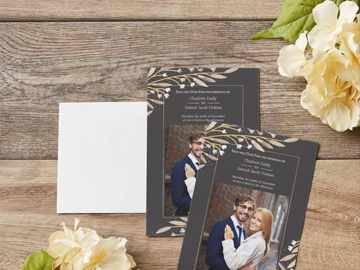 Tmx Wedding Set 5 51 1015108 158586750949010 Raleigh, NC wedding invitation