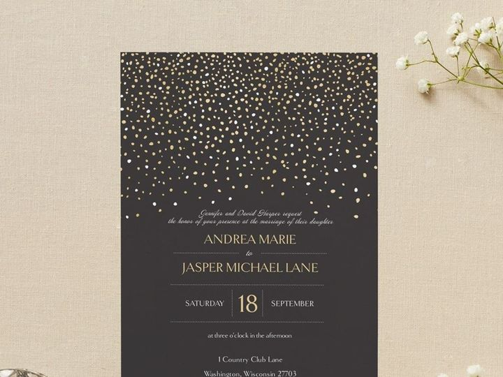 Tmx Wedding Set 9 51 1015108 158586750993169 Raleigh, NC wedding invitation