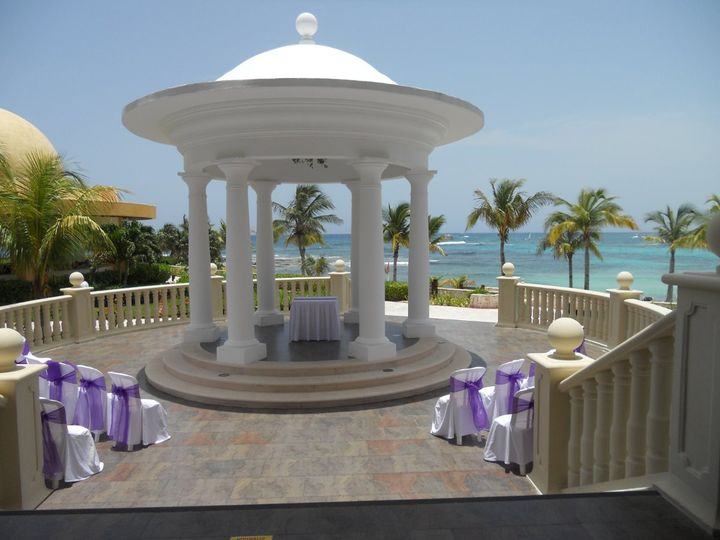 Mexico wedding venue