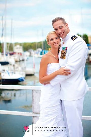 Grosse Ill, Michigan Wedding at the Marina