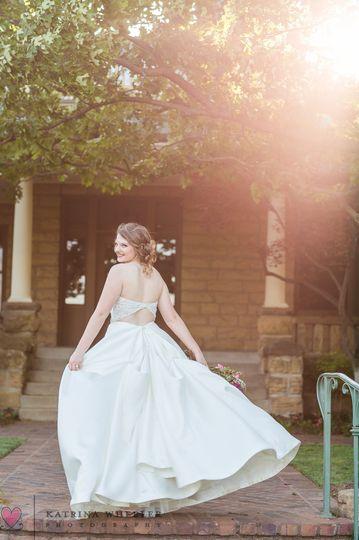 Gilcrease Museum Bride