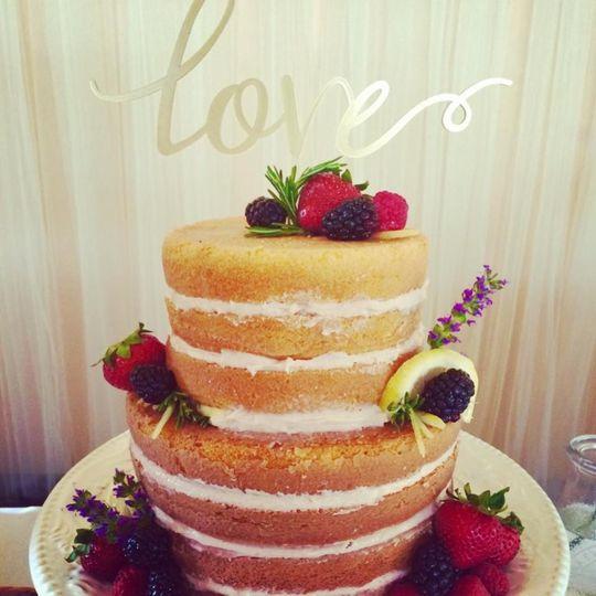Tasty wedding cakes
