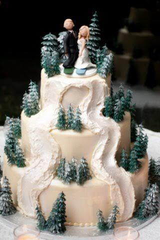 round, winter wonderland, winter wedding, white