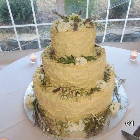 Tmx 1493999128528 Garabellikolledaweddingcake Sterling, VA wedding cake