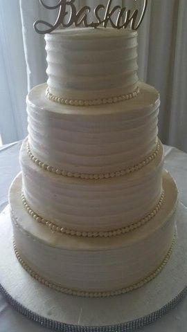 Tmx 1513004008575 Baskin Sterling, VA wedding cake