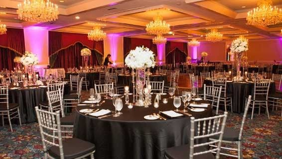 Tmx 1457481190297 Lg Reception Lighting1 Harrisburg wedding dj