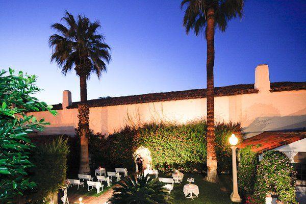 The Garden Courtyard