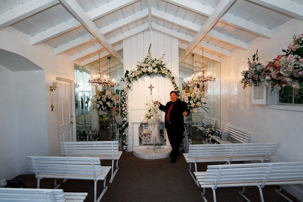 Enchanted garden wedding chapel venue palm springs ca for Enchanted gardens wedding venue