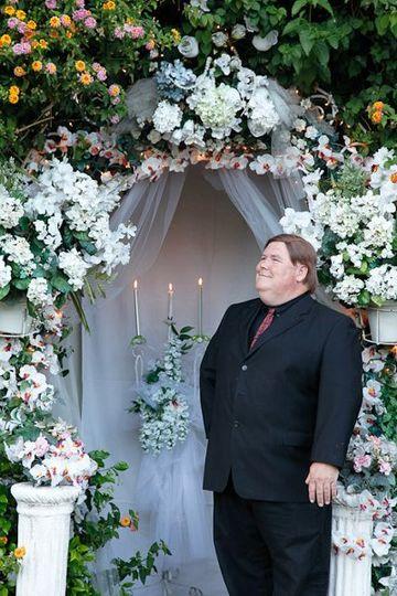 Enchanted Garden Wedding Chapel