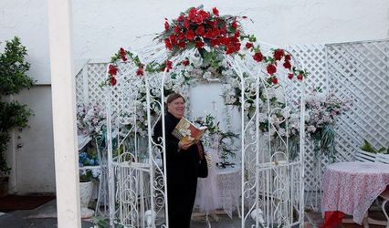Enchanted Garden Wedding Chapel 1