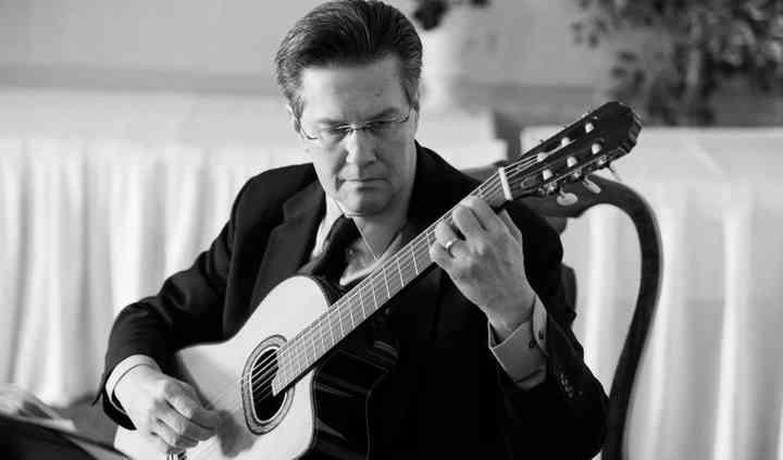 Stan Hamrick - Acoustic Guitar