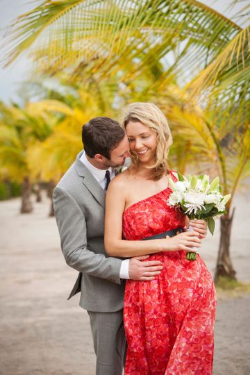 Elopement at DoubleTree Resort by Hilton Central Pacific, Puntarenas, Costa Rica