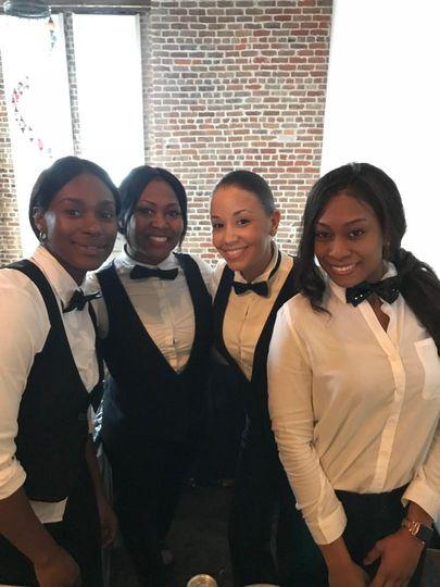 Angela, LJ, Ashley, Britt
