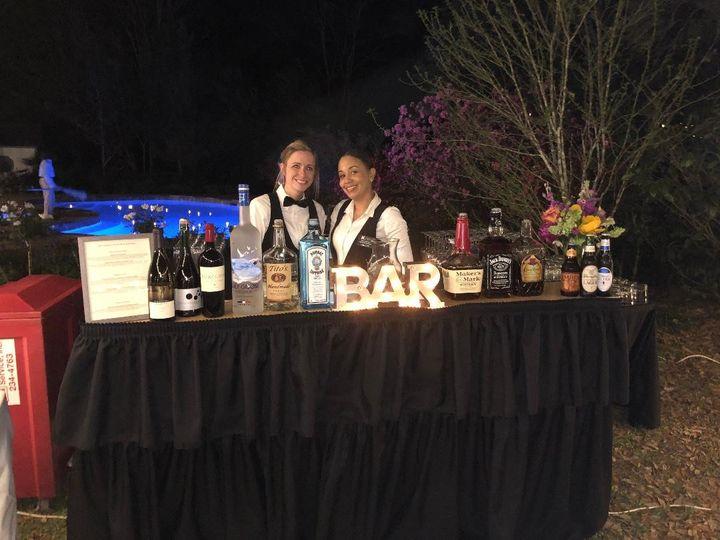 Bar area #2 (Katelyn/Ashley)