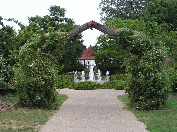 Luthy Botanical Garden Pictures