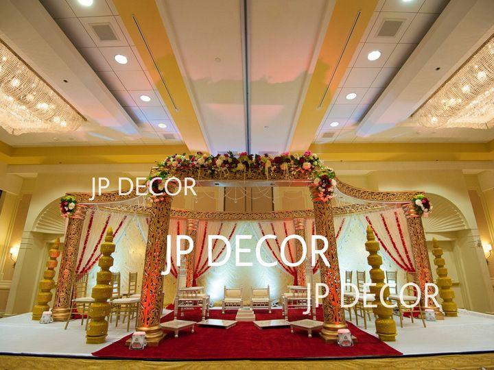 Tmx 1402891134544 Mandap11 South Plainfield, NJ wedding eventproduction