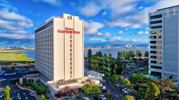 Exterior view of Hilton Garden Inn San Francisco/Oakland Bay Bridge