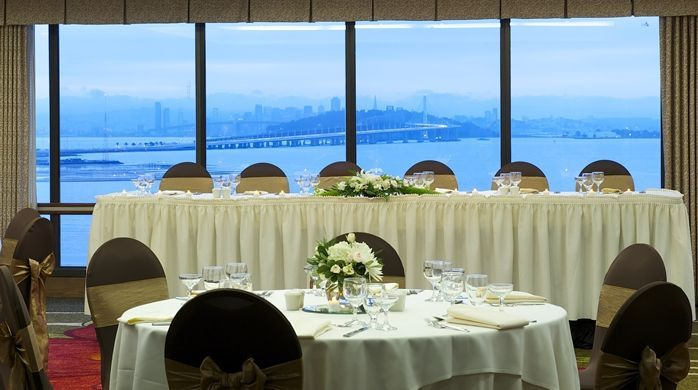 hilton garden inn san franciscooakland bay bridge venue emeryville ca weddingwire - Hilton Garden Inn Emeryville