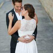 Tmx 1464452039839 Bridal Couple Pic Louisville, Kentucky wedding beauty