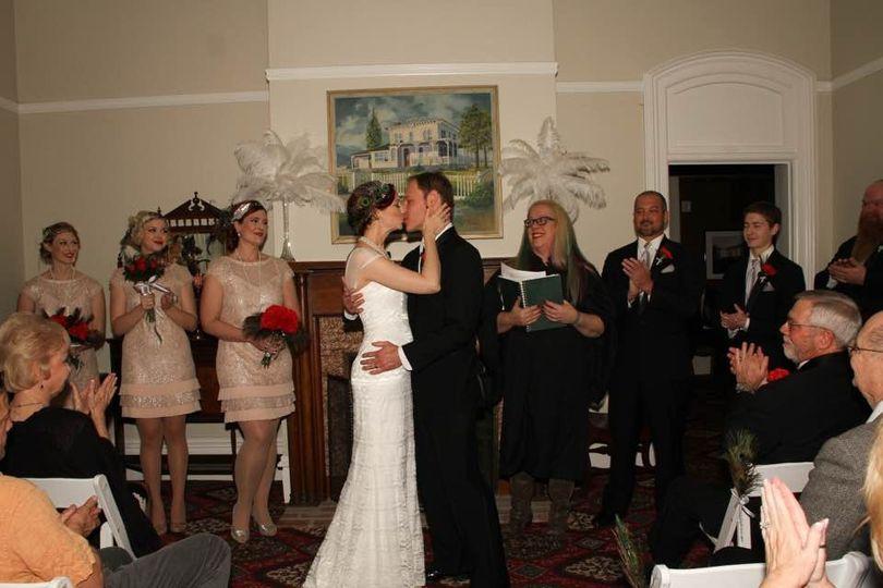 wedding sharon
