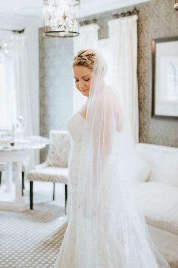 Christina Wu bridal gown