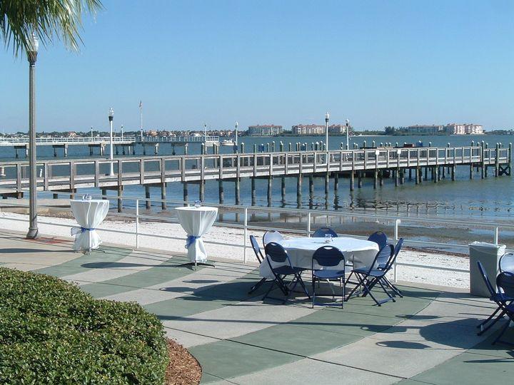 Exerior view of the Gulfport Casino Ballroom