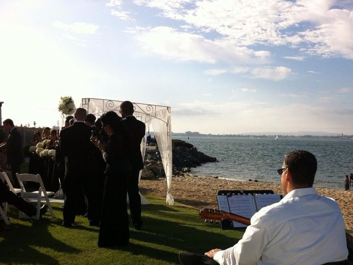 Tmx 1395208685532 Beach Weddin San Diego, CA wedding ceremonymusic