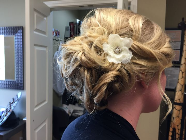 Magical updo