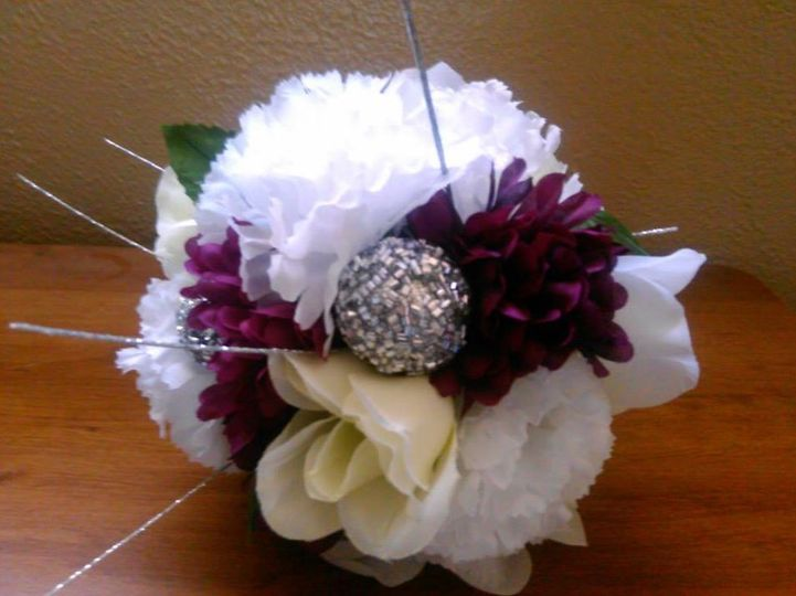 Synthetic bouquet