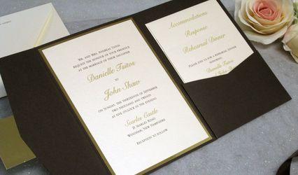 Emerald Invitations 1