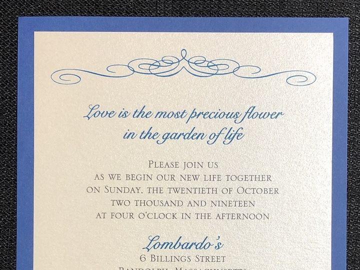 Tmx Aurele 2 Layer 10 20 19 51 108208 1572545606 Quincy, MA wedding invitation