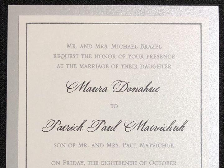 Tmx Brazel 2 Layer 10 18 19 51 108208 1572545617 Quincy, MA wedding invitation