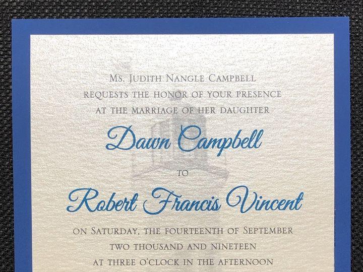 Tmx Campbell 2 Layer 9 14 19 51 108208 1572545629 Quincy, MA wedding invitation