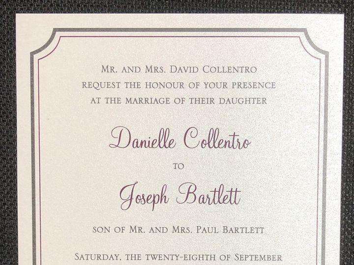 Tmx Collentro Single Layer 9 28 19 51 108208 1572545622 Quincy, MA wedding invitation