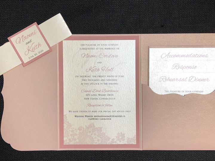 Tmx Cordova Pocket 6 2 19 51 108208 1572546897 Quincy, MA wedding invitation