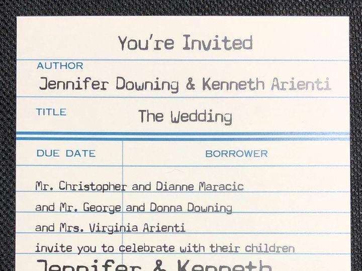 Tmx Downing Single Layer 4 27 19 51 108208 1572545676 Quincy, MA wedding invitation