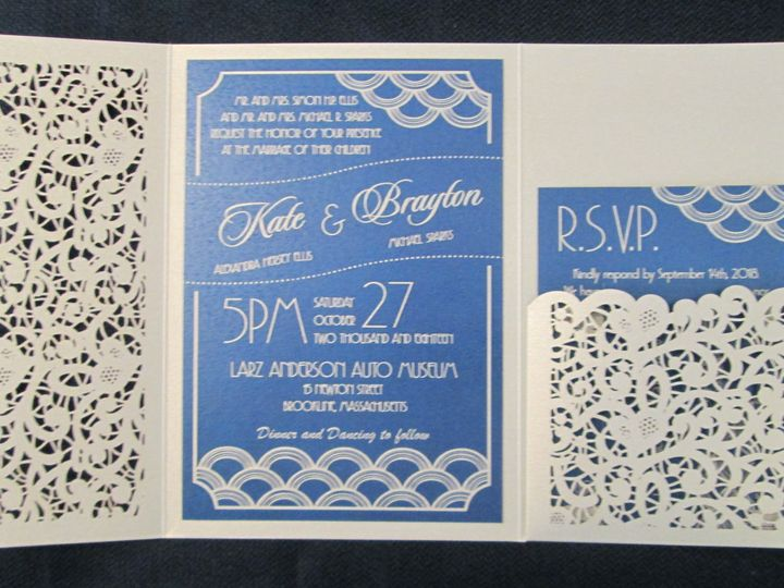 Tmx Ellis Pocket 10 27 18 51 108208 Quincy, MA wedding invitation