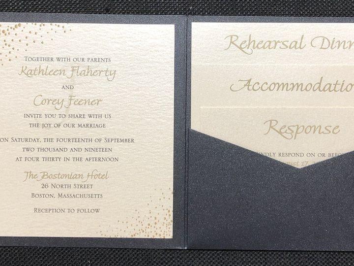 Tmx Flaherty Pocket 9 14 19 51 108208 1572546885 Quincy, MA wedding invitation