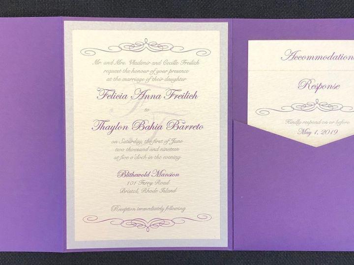 Tmx Freilich Pocket 6 1 19 51 108208 1572546895 Quincy, MA wedding invitation